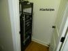 Residential AV Closet Rack System
