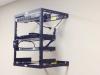 AV Rack with 4x4 HDMI matrix switch, IR kit, Apple TV and HDMI Baluns
