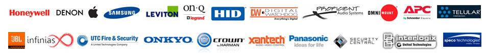 Manufacturers We Represent